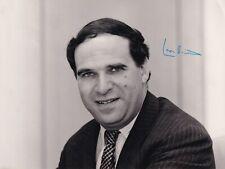More details for leon brittan autograph hand signed photograph original politic conservative