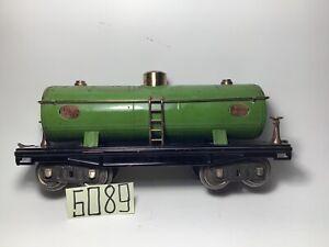 Lionel Vintage Standard Gauge #215 Oil Car