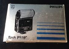 Philips Flash P518C Camera Electronic D7056 P158 Computer Vintage New