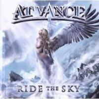 """AT VANCE """"RIDE THE SKY"""" CD MELODIC METAL NEW!"""