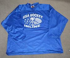 Team USA Inline Roller Hockey Practice Jersey 2XL K1 RARE