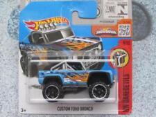 Coches, camiones y furgonetas de automodelismo y aeromodelismo Hot Wheels color principal azul Ford