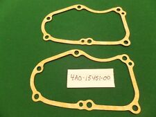 TWO YAMAHA TZ 500 G H J SELECTOR-SHIFT COVER GASKETS (NOT TZ 350) 4A0-15451-00