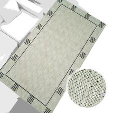 Tapis rectangulaire avec un motif Bordé modernes pour la maison