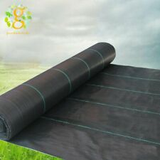 3Ft×250Ft Weed Barrier Fabric Landscape for Weed Blocker Heavy Duty Usa