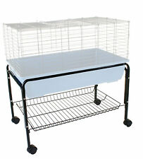 Marko 100cm Pet Cage Stand & Boxed