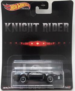 2020 HOT WHEELS Entertainment Knight Rider KITT Super Pursuit Mode (Premium) New