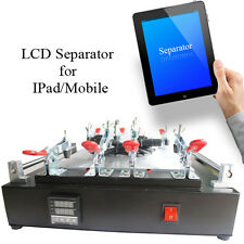 "12"" LCD Screen Separator 8 Clamps Repair Machine for iPhone Samsung Touch Sceen"
