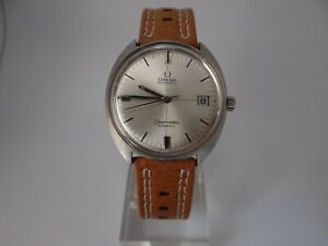 Omega Seamaster Cosmic Automatic Stainless Steel Cal 565 Ref 166.026 Vintage