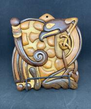 Islandcraft Celtic Carving Birds (Wooden)