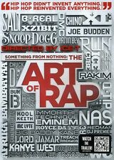 Something From Nothing: The Art of Rap (2012, DVD NIEUW)