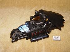 """BATMAN BEGINS VEHICLE BATCYCLE REV N GO ARMOURED SPEEDBIKE 5"""" LONG MATTEL H2852"""