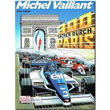 Michel Vaillant 42 Zack Mit 300 Sachen durch Paris Graton Rennfahrer COMIC LP