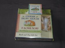 g3 Guess How Much I Love You: Guess How Much I Love You : Book and Toy Gift Set