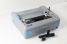 Epson FX-890 9-Pin Serial USB Workgroup Impact Dot Matrix Printer P361A