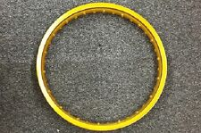 MOTORCYCLE ALUMINUM WHEEL ( COLOR GOLD )160 X16,36 HOLES..