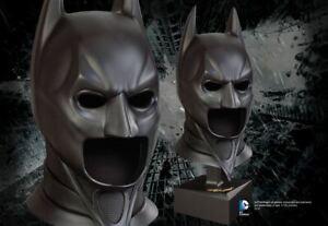 BATMAN DARK Knight Special Edition COWL 1:1 Life Size PROP REPLICA Statue Bust