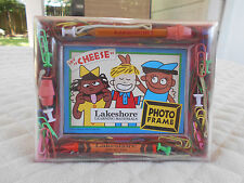LakeShore Kids 6 X 7 Picture Frame That Holds 3 1/2 X 5 Picture