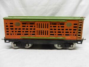 PREWAR LIONEL LINES NO. 213 STANDARD GAUGE  STOCK CAR