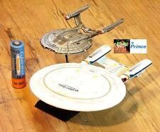 F-toys Star Trek Enterprise NCC-1701-D NX-01 Modell 1+2