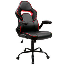 Sale Merax High Back PU Leather Office Chair Ergonomic Gaming Task Computer Desk