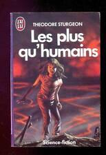 Theodore STURGEON Les plus qu'humains J'ai lu SF 355 1990 c. Michael WHELAN