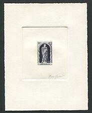 MONACO EPREUVE DE LUXE ARTISTE 1950 HEILIGES JAHR HANDSIGN. EXTREM RARE!! h0986