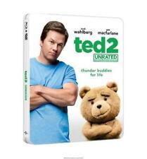 Ted 2 (Blu-rayDVD, 2015, Unrated SteelBook)