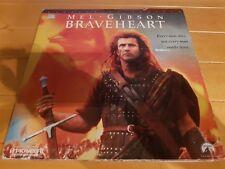 Mel Gibson - Braveheart Laser Disc Widescreen Edition Double Disc