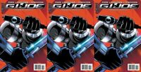 G.I. Joe: Snake Eyes #4 (2009-2010) Limited Series IDW Comics - 3 Comics
