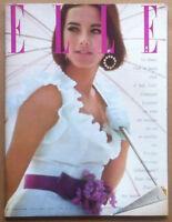 Rivista - Magazine - Elle - France - 19 Giugno 1964 - moda costume pubblicità