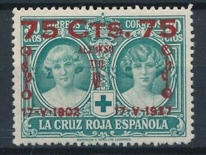 [39046] Spain 1927 Good stamp Very Fine MH
