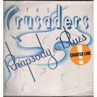 The Crusaders LP Vinilo Rhapsody And Blues / MCA 250 535-1 Sellado