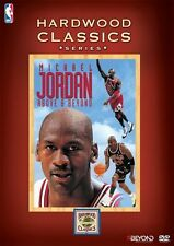 NBA Hardwood Classics: Michael Jordan Above and Beyond NEW R4 DVD