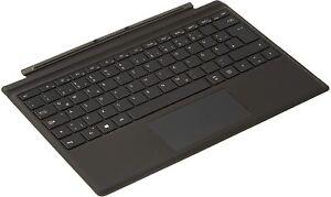 Microsoft FMM-00005 Surface Pro Type Cover (QWERTZ) für Surface 3/4/5/6/7 Pro