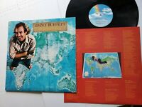 JIMMY BUFFETT - Somewhere Over China 1981 AOR SOFT COUNTRY ROCK (Lp) inner