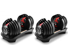 Adjustable Dumbbells (Set of Two) 90LBS | Free Domestic Shipping Within the USA