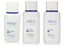 Obagi Nu-Derm Kit Foaming Gel, Gentle Cleanser & Toner 6.7 fl oz each