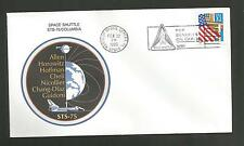 SHUTTLE COLUMBIA STS-75 FEB 22,1996   KSC ***