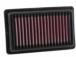 For 2015-2017 Smart Fortwo Air Filter K&N 92327DX 2016