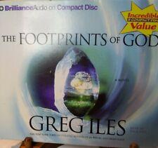 The Footprints of God Greg Iles Audio 5 CDs Abridged