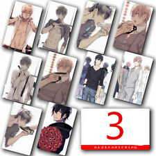 Anime Ten Count 10 Count 10 pcs/set Card Paster IC Card Sticker Credit