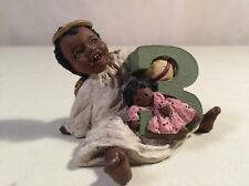 "All Gods Children ""Anna"" Martha Holcombe Figurine #5, Pre-owned"
