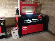 Sabre Tech UK 130W RECI ST6090 Elite CO2 Laser Cutting Machine Cutter Engraver