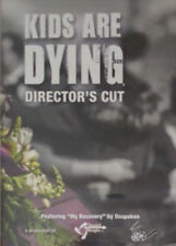 KIDS ARE DYING, DIRECTOR'S CUT (DVD) Brand New  *SEALED  FAST FREE SHIPPING!