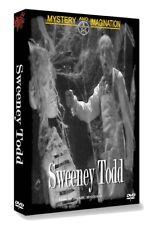 SWEENEY TODD (1970)  DVD
