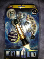 Doctor who  11th  doctor   sonic screwdriver projector