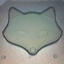 Flexible Mold Kawaii Animal Fox Face Resin Or Chocolate Mould