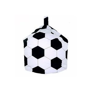 Large Adult Football Bean Bag With Beans By Bean Lazy
