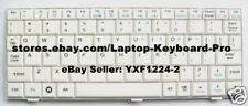 ASUS Eee PC 700 701 900 901 900A 900HD Keyboard - US English - White V072462AS1